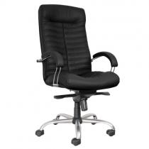 Кресло руководителя Орион стил хром