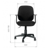 Chairman 670 компьютерное кресло Чаирман 670
